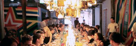 Le Grand Fooding / NY 2011