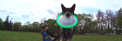 Sony ActionCam Viral Series – Frisbee