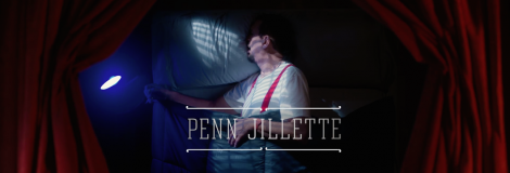 Withings x Penn Jillette
