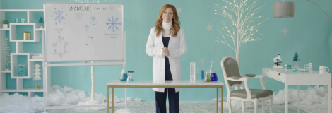 theSkimm x Brittany Snow ( on Snow )
