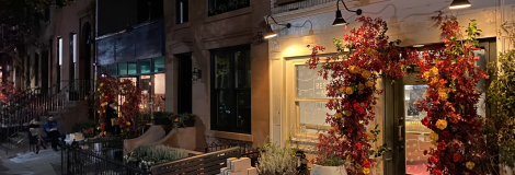 Fooding x Mastercard / Best New Bistro 2019 / NYC